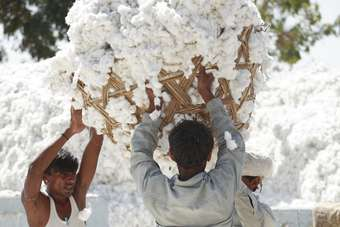 The Better Cotton Initiative is expanding its reach along the supply chain