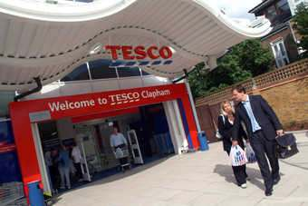 Tesco outlines plans for global recovery
