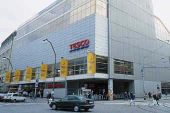 UK: Tesco positive on outlook for central, eastern Europe