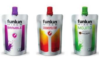 Funkin cocktail mixers