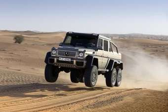 The Australian army has just replaced its Land Rovers with some of these. And why wouldn