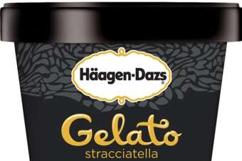 Haagen-Dazs expanded with gelato flavours