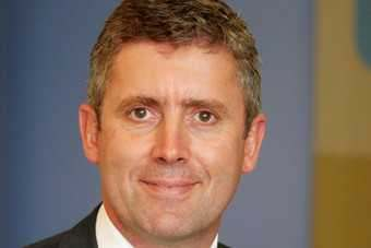 Geoff Eaton was appointed to the COO role in October last year