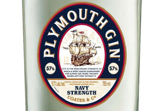 Product Launch - US: Pernod Ricards Plymouth Navy Strength Gin