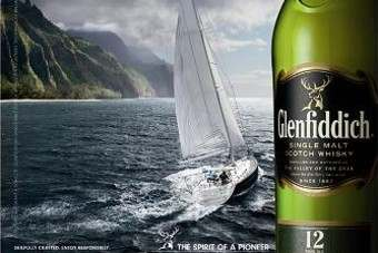 One Day You Will - Glenfiddich gets ad campaign