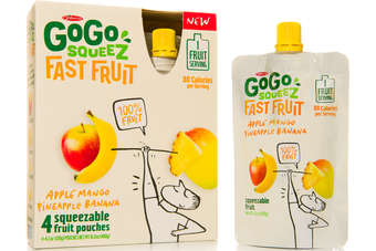 Materne adds to GoGo Squeez line with product for adults