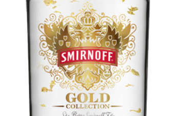 Click through to view Diageos Smirnoff Gold Collection