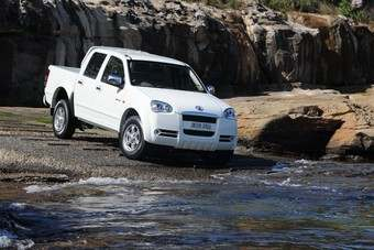Atecos Australian Great Wall pickup range includes high-spec V240 with four wheel drive
