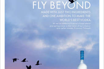 Bacardi launched the global ad for Grey Goose last week