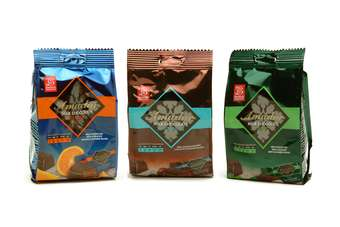 The Amador range will be available in three flavour, including mint, hazelnut and orange