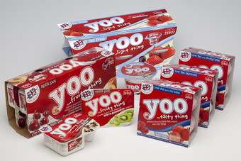 Yoo yoghurt was launched in the summer of 2011 in a bid to undercut its branded competitors