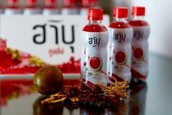 Product Launch - THAILAND: The Coca-Cola Cos Habu