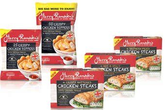 Harry Ramsdens has launched a new chicken product
