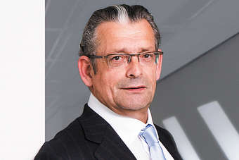Harry van Dalfsen, president of the International Apparel Federation (IAF)