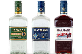 Haymans has given its range  a refresh