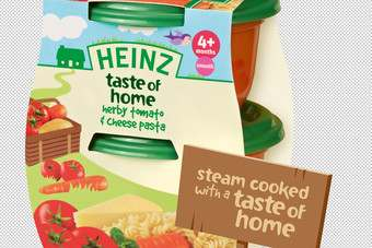 The Taste of Home range will launch in January