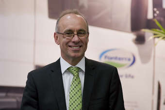 Fonterra chairman Sir Henry van der Heyden will quit at next years annual meeting