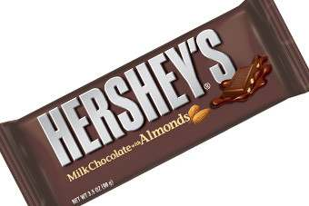 "Hershey ""lags behind"" rivals on labour, social and environmental standards, report claims"