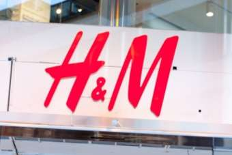 H&Ms total sales grew 10%  in December