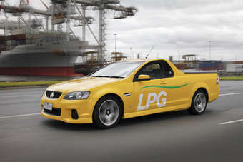 Holden builds a full Commodore line including monocoque utes (for utility aka pickup truck). There has been speculation a LHD variant could be exported to North America as a revived Chevrolet El Camino; previous generation models have been built for Pontiac