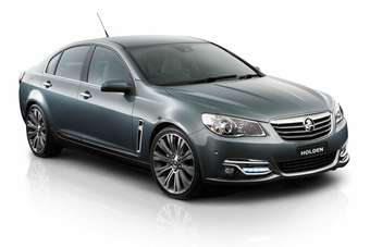 Holden is due to start selling the VF Commodore in Australia and New Zealand from May