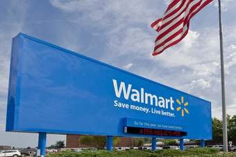 Wal-Mart sees one-off costs, slower US sales