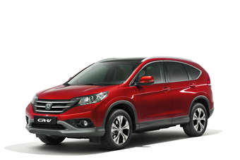 The new CR-V is assembled in the same plant as the Amaze, Brio, City and Jazz small cars