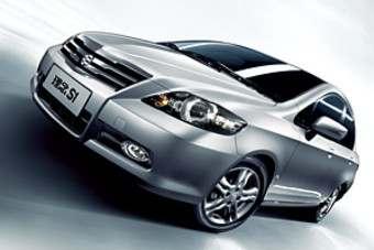 Li Nan S1 Is Based On Honda Small Car Platform