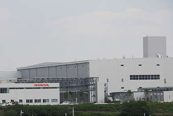 New Yorii assembly plant for redesigned Fit/Jazz and Freed is third plant on Hondas Saitama complex