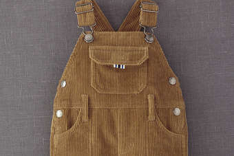 US: Boden dungarees recalled for choking hazard