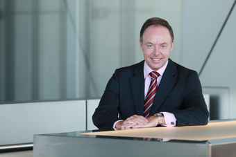 "Sales and marketing chief Ian Robertson: ""2012 was a very successful year for us."""