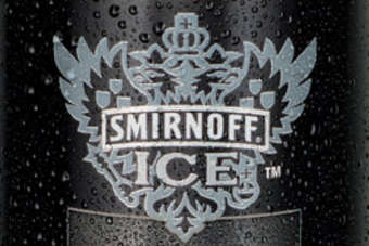 Click through to view Diageos Smirnoff Ice Black