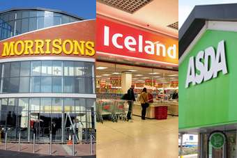 Major UK retailers have shown interest in Iceland Foods