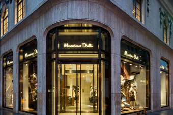 The 1,270 sq mt flagship store on Fifth Avenue will employ 250 people