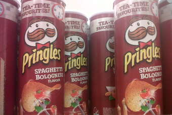Comment: Pringles buy is bold move from Kellogg