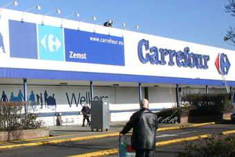 The move will increase the number of Carrefour Market stores in Belgium to 448