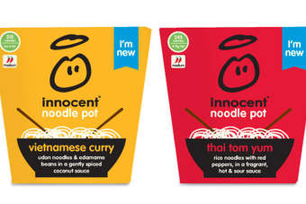 The range is available in four variants including: Vietnamese curry; Japanese ramen; Thai tom yum; and Malaysian rendang