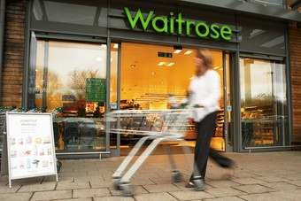 Waitrose is the only food retailer in the UK to have this kind of deal with a major football team