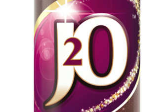 Click through to view Britvics J2O Glitter Berry
