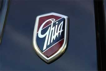 Ghia badge on a Ford was once prized