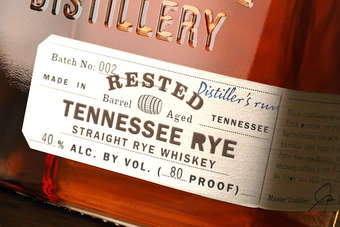 Product Launch - US: Brown-Formans Jack Daniel's Rested Tennessee Rye