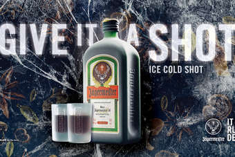 Jägermeister said the campaign is its biggest in the UK