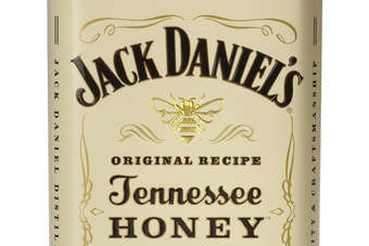 Brown-Forman launched Jack Daniels Tennessee Honey in the US last year