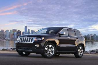 Redesigned Jeep Grand Cherokee will be flagship of new Fiat-Chrysler UK range