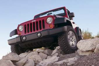 Jeep is a popular used vehicle import in Mexico