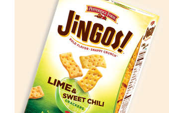 Jingos crackers are available in three variants