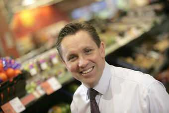 On the move: Sainsburys hopes for smooth transition as King bows out