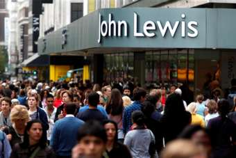 John Lewis aims to increase the number of stores it operates to 60 by 2020