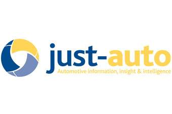 The new just-auto logo