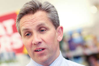 On the money: Sainsburys ready for battle on quality